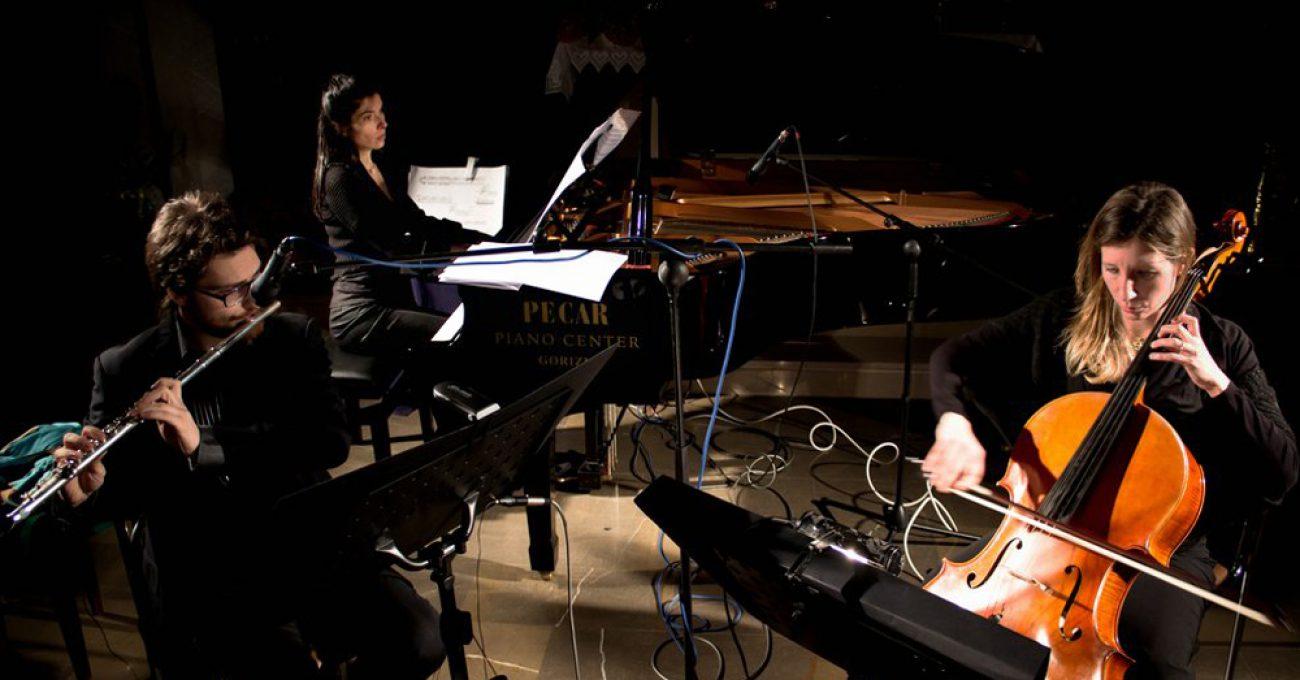 TRIO VOX BALENAE flute, cello and piano