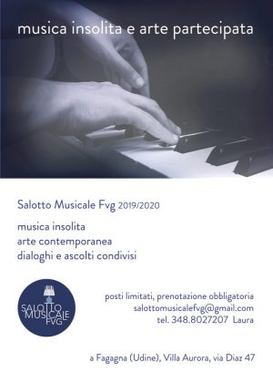 Salotto Musicale FVG front